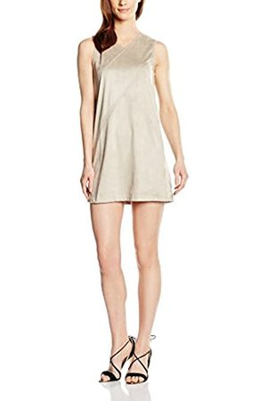 Mexx Women's MX3020706 Dress, -Grau (Feather 028)