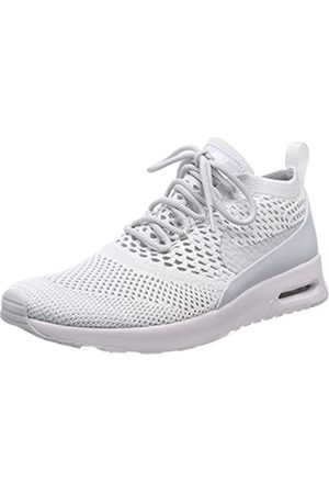 Nike Women's W Air Max Thea Ultra Fk Gymnastics Shoes, Off (Pure Platinum/pure Platinum/ )