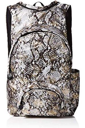 Morikukko Unisex-Adult Hooded Backpack Snake Backpack ( Snake)