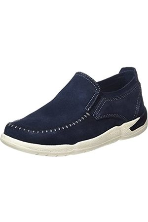 Sioux Men's Tureno-700 Loafers, (Navy 008)