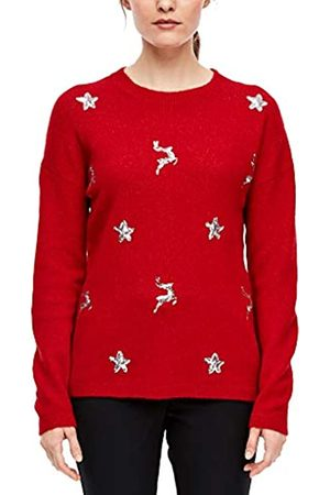 s.Oliver Women's 21.911.61.7675 Sweater