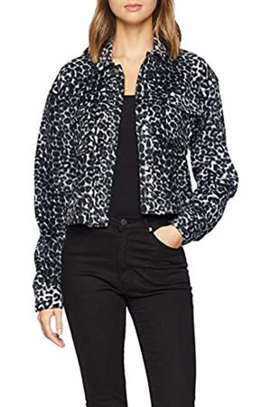 New Look Women's Animal Fleece 6095315 Jacket
