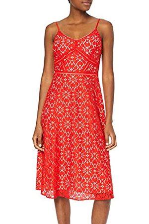 Dorothy Perkins Women's Cami Lace Midi Dress Party