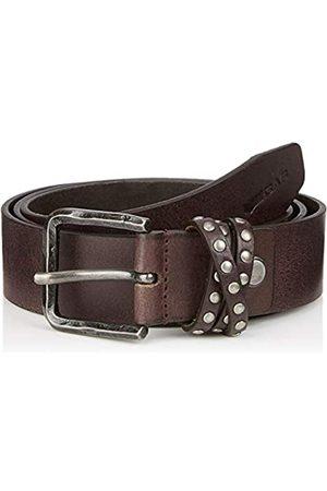 GAS Jeans Men's Aimar Belt (Testa Di Moro 0061)