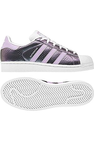 adidas Unisex Adults' Superstar J Fitness Shoes, (Blanco 000)