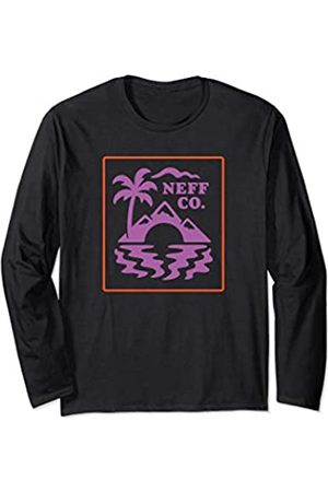 Neff Private Island Long Sleeve T-Shirt