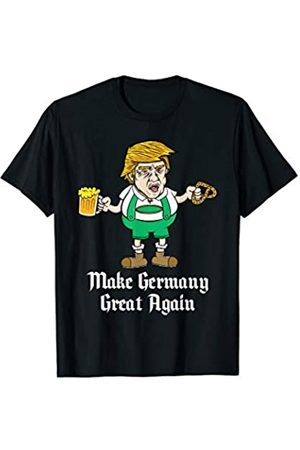 BUBL TEES Make Germany Great Again Political Drinking T-Shirt