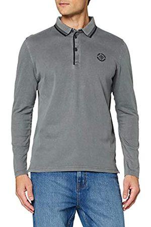TOM TAILOR Men's Basic Langarm Polo Shirt