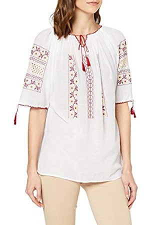 PNI Women's Traditional Romanian Shirt Thin Cotton-Hand Made Skirt