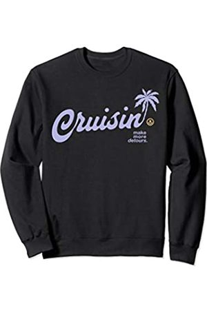 Neff 80s Retro Classic Car Cruisin' Sweatshirt