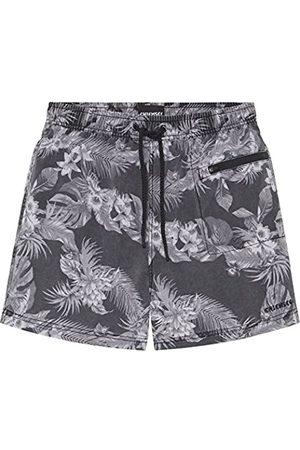 CHIEMSEE Men's im Used-Look mit Reißverschlusstasche Swimming Shorts