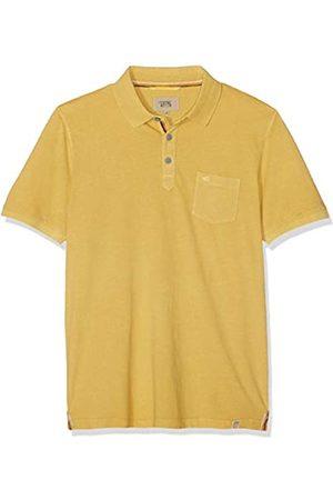 Camel Active Men's Polo 1/2 Plain Regular Fit Short Sleeve Polo Shirt