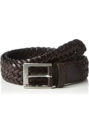 Tommy Hilfiger Men's Austin Braided Belt 3.5
