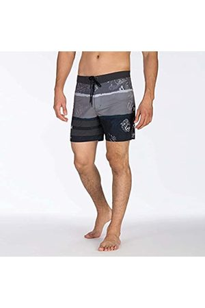Hurley M Phantom Bp Deceiver Men's Swimwear, Mens, AV8231_30_010