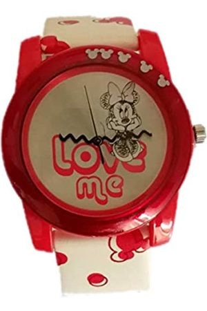Disney – 26080 – Girls Watch – Quartz Analogue – Bracelet Multicolor Plastic