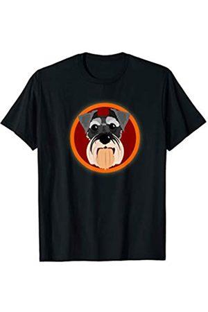 ToonTyphoon Funny Coat of Arms Schnauzer T-Shirt