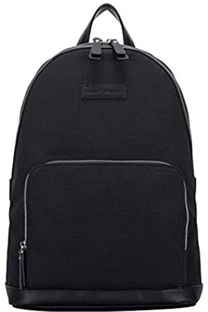 Smith & Canova Mens Front Pocketed Zipped Backpack Backpack