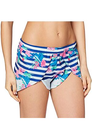 L.Bolt Floral Girly The Web Surf Shorts, Women, Multicolor