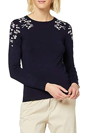 warehouse Women's Daisy Embroidered Jumper