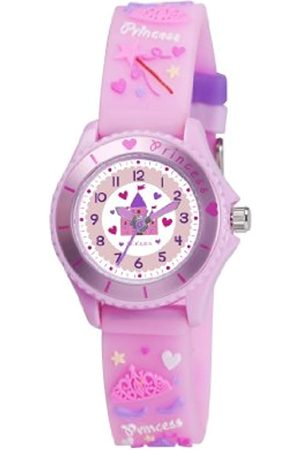 Tikkers TK0036 Children Girls 3D Princess Silicone Strap Watch
