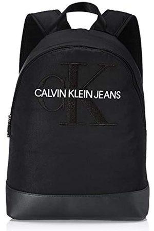 Calvin Klein Men's Ckj Monogram Nylon Cp Bp 40 Shoulder Bag