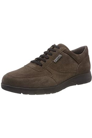 Stonefly Men's Space Man 3 Velour Oxfords, Marrone (Teak M29)