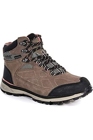 Regatta Women's Ldy Samaris Suede Hiking Boot, (Walnut/Mellow 37z)