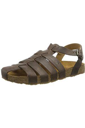 Haflinger Unisex Adults' Peter Closed Toe Sandals