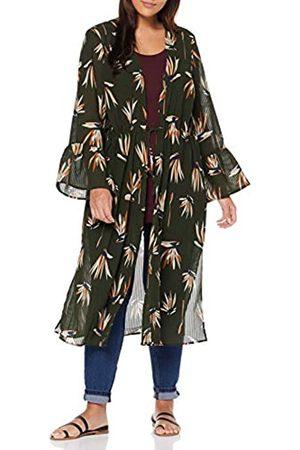 Zizzi Women's Langer Kimono