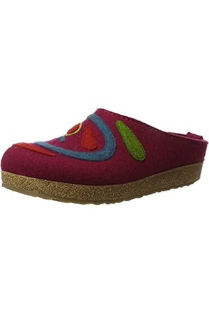 Haflinger Unisex Adults' Grizzly Jette Slippers, (Port 33)