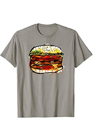 Ripple Junction Watercolor Cheeseburger