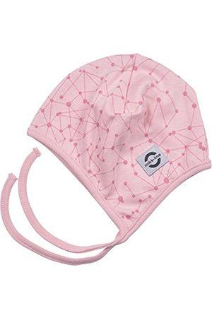 Mikk-Line Baby Girls' Cotton Helmet-AOP Hat