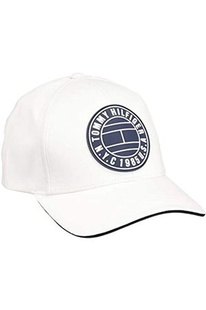 Tommy Hilfiger Men's Round Patch Cap Baseball