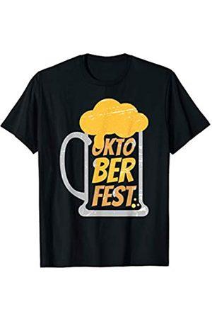 BUBL TEES Oktoberfest OktoBeerFest Beer Stein T-Shirt