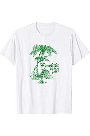 Ripple Junction Honolulu Beach Camp T-shirt