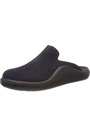 Romika Unisex Adults' Mokasso 102 Open Back Slippers, (Jeans 506)