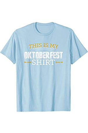 BUBL TEES This Is My Oktoberfest T-Shirt