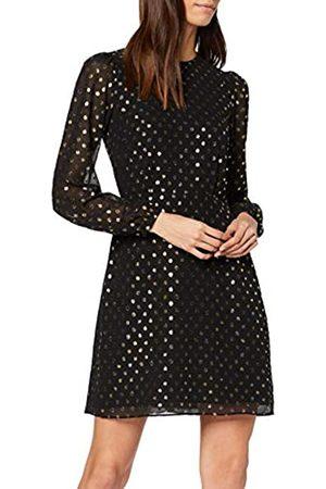 warehouse Women's Foil Mini Dress
