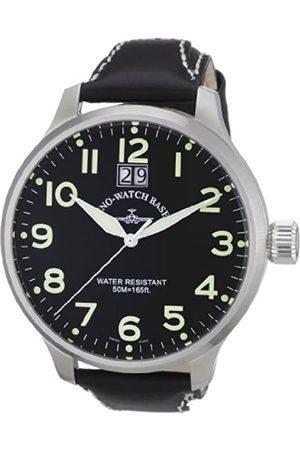 Zeno Men's Quartz Watch Quarz 6221Q-a1 with Leather Strap