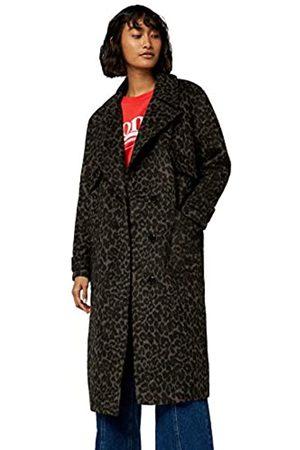 FIND Amazon Brand - Women's Luxury Trench Coat, 8