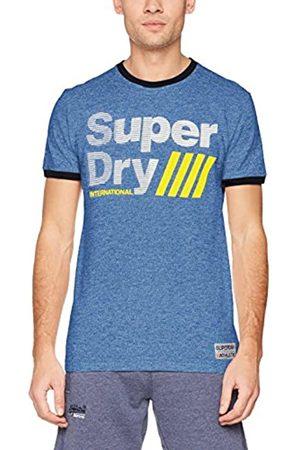 Superdry Men's Posh Sport International Tee T - Shirt