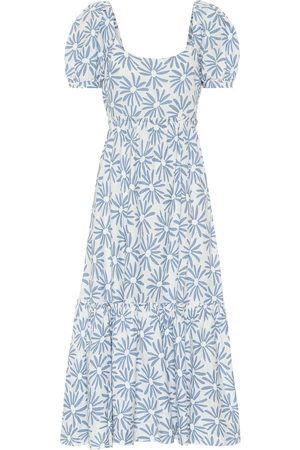 Polo Ralph Lauren Exclusive to Mytheresa – Kai floral linen midi dress