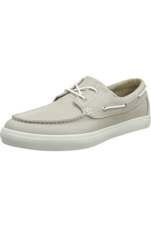 Timberland Newport Bay 2-Eye Canvas, Mens Moccasins, (Pure Cashmere Canvas K51)