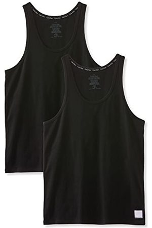 Calvin Klein Men's tank Sports Underwear, (pack of 2)