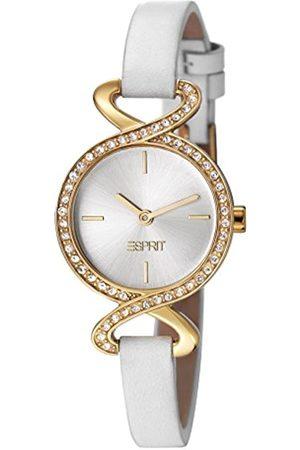 Esprit Womens Analogue Quartz Watch with Leather Strap ES106282006