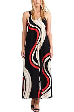 Apart Women's Fashion: Summer Begins Salsa-RED Creme Dress