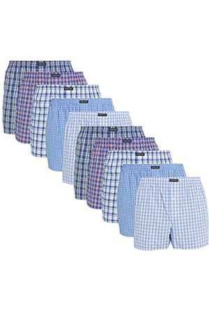 Lower East American Style Boxer Shorts, Business), XX-Large (size: 2XL)