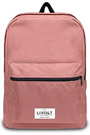 Livolt Rose Tan Backpack Unisex Adult