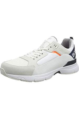 HUGO BOSS Men's Velocity_Runn_rbmx2 Low-Top Sneakers, (Open 120)
