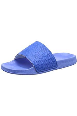 Slydes Men's Logo M Beach & Pool Shoes (Marina) 10 UK